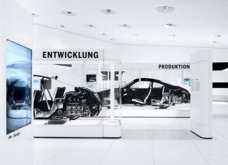 1280437431 foto 05 srgb 450x325 Porsche Museum พิพิธภัณฑ์ของรถพอร์ช ประเทศเยอรมนี