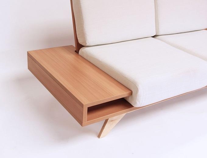 25560602 163519 Modern Sofa ..เหมาะกับบ้านสมัยใหม๋ โต๊ะข้างช่วยเพิ่มพื้นที่กลายเป็นที่นอน