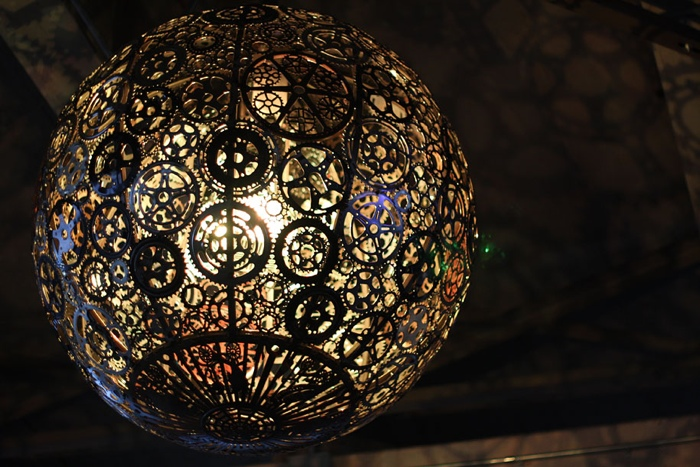 25560602 170537 Chandeliers Made Out of Recycled Bike Parts