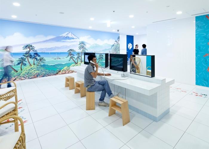 25560613 165329 สำนักงานGoogleในญี่ปุ่น..สะท้อนวิถีชีวิตเดิมๆของท้องถิ่น โดย Klein Dytham Architecture