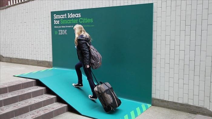 25560614 184808 เมื่อป้ายโฆษณา ให้ประโยชน์มากกว่าโฆษณา เป็น Street Furniture แบบเท่ๆ
