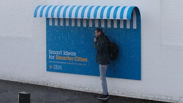 25560614 184833 เมื่อป้ายโฆษณา ให้ประโยชน์มากกว่าโฆษณา เป็น Street Furniture แบบเท่ๆ