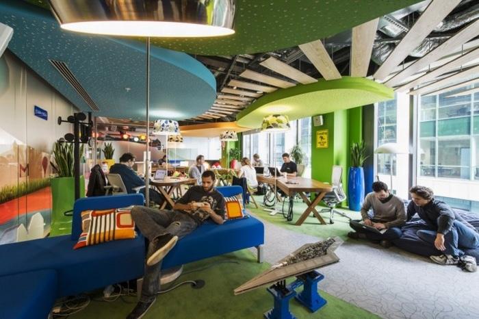 25560616 171050 Google Ireland office..ยิ่งใหญ่อลังการจริงๆ