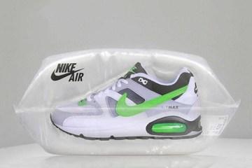 กล่องรองเท้าแนวใหม่...Nike Air Max ในพลาสติกใสบรรจุอากาศ..สมชื่อ AIR 10 - Nike