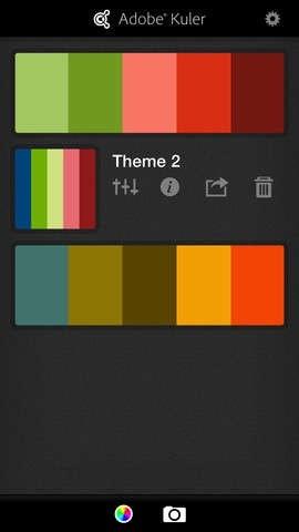 25560623 084424 Adobe Kuler app  ให้เราสร้าง color palettes จากสิ่งรอบๆตัว