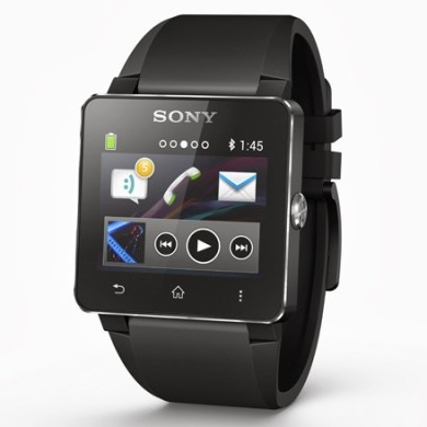 Sony SmartWatch 2 เปิดตัวในงาน Mobile Asia Expo  14 - gadget