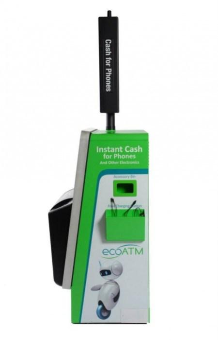 Eco ATM เปลี่ยนโทรศัพท์เก่าให้เป็นเงิน