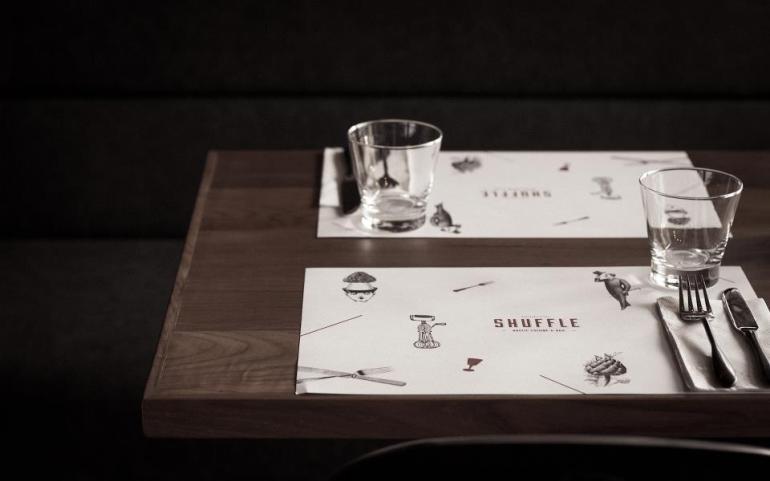 """Shuffle Rustic Cuisine & Bar  ร้านอาหารกับคอนเซ็ปต์ """"ความเป็นธรรมชาติ และความเรียบง่าย"""" 13 - loft"""