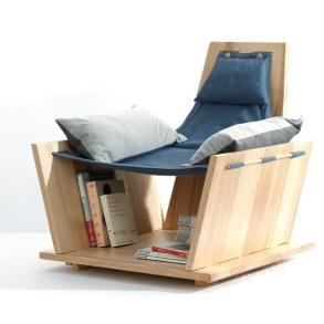 เก้าอี้ Armchair นั่งสบายๆ พร้อมที่เก็บของ สำหรับช่วงเวลาพักผ่อน 14 - armchair