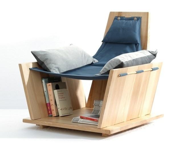เก้าอี้ Armchair นั่งสบายๆ พร้อมที่เก็บของ สำหรับช่วงเวลาพักผ่อน 13 - armchair