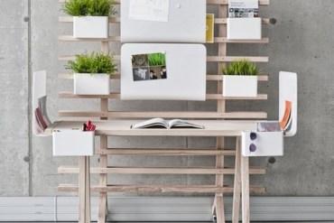 WorkNest..ชุดโต๊ะทำงาน ที่ปรับเปลี่ยนได้ตามความต้องการใช้สอยและความรู้สึก 13 - work space