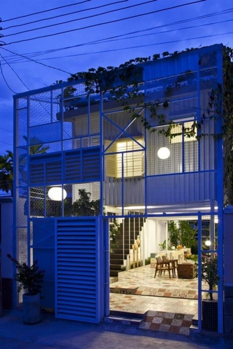 25560714 195724 The Nest by  a21studio..ด้วยสีเขียวของต้นไม้และการใช้พื้นที่ที่ดี..บ้านก็น่าอยู่ และดูดีได้ โดยไม่แพง