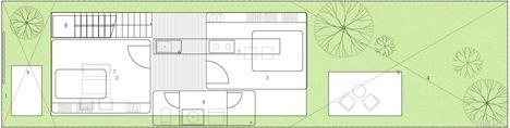 25560714 195907 The Nest by  a21studio..ด้วยสีเขียวของต้นไม้และการใช้พื้นที่ที่ดี..บ้านก็น่าอยู่ และดูดีได้ โดยไม่แพง