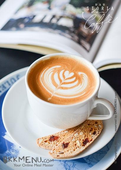 6375 21497 Bar Storia del Caffe' ร้านกาแฟสไตล์อิตาเลี่ยน Italian + ผสมผสานความเป็นวินเทจ Vintage