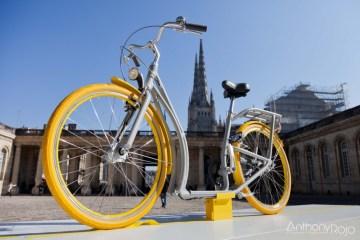 """City Ride """"Pibal"""" จักรยานสำหรับปั่นบนท้องถนนที่มีสภาพการจราจรที่ติดขัด 2 - City Ride"""