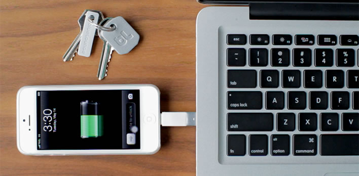 Kii ,empowering your keychain 27 - iPhone