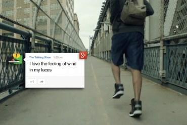 Google + Adidas = Talking Shoes 15 - Adidas