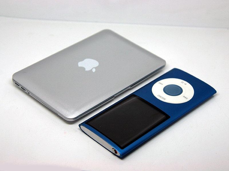 mirrorbook4 MacBook Air ที่เล็กที่สุดในโลก