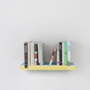 ชั้นหนังสือแนวมินิมอล...ฉลาดคิด ใช้หนังสือเป็นส่วนประกอบ 16 - bookshelf