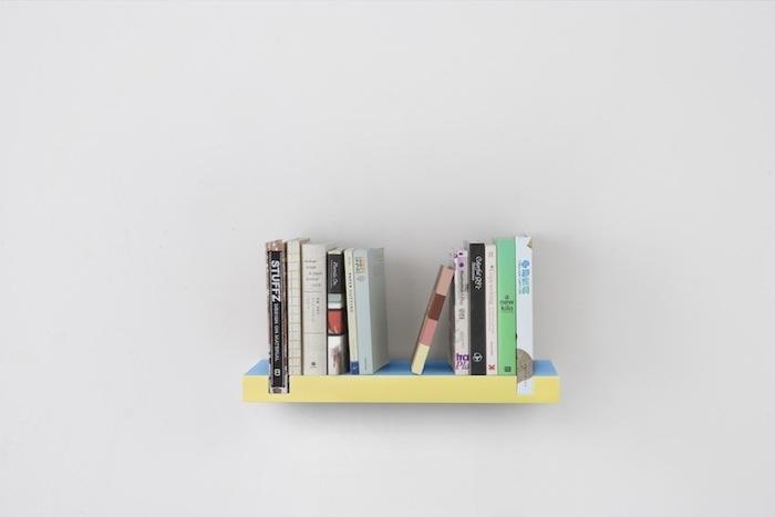 ชั้นหนังสือแนวมินิมอล...ฉลาดคิด ใช้หนังสือเป็นส่วนประกอบ 15 - minimal design