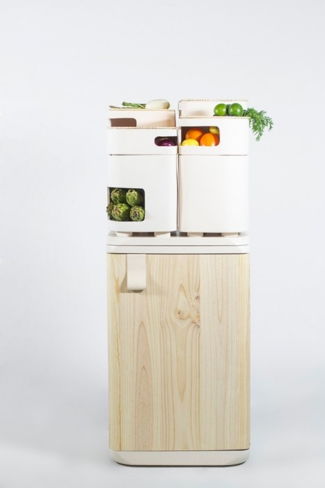 OLTU ตู้เย็นที่ยืดอายุผักผลไม้ให้สดใหม่ ด้วยความร้อนที่ไม่ได้ใช้ประโยชน์อะไร 13 -