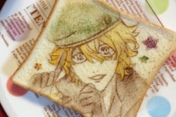 เมื่อศิลปินญี่ปุ่นใช้ขนมปังแทนผ้าใบในการวาดภาพ 20 - อาหาร