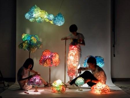 Lamp722 450x337 China Design Hub ประเทศจีนไม่ได้ผลิตแต่ของเลียนแบบ ของดีไซน์ก็มีดีน่ะ