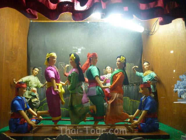 Bangkok Dolls Factory & Museum พิพิธภัณฑ์บ้านตุ๊กตา 11 - Bangkok Dolls
