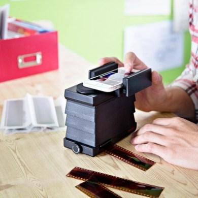 The Lomography Smartphone Film Scanner เครื่องสแกนภาพถ่ายจากฟิล์มให้กลายเป็นรูปดิจิทัลในสมาร์โฟน 14 - Film Scanner