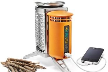 BioLite CampStove..ชาร์ตมือถือด้วยเตาแค้มปปิ้ง ใช้พลังงานจากกิ่งไม้ 22 - GADGET