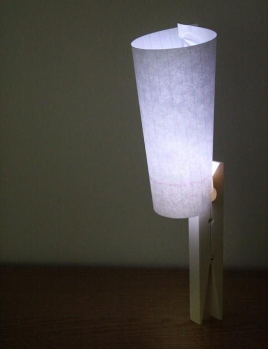 25560911 123043 LED pin ..ที่หนีบผ้า LED..ส่องสว่างได้ทุกแห่ง