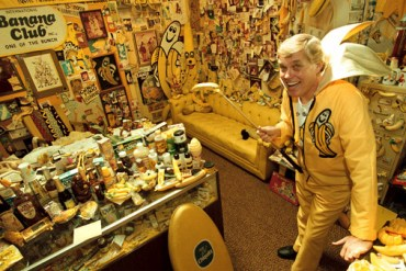 The international Banana Club and Museum ชมรมคนรักกล้วย 23 - Museum