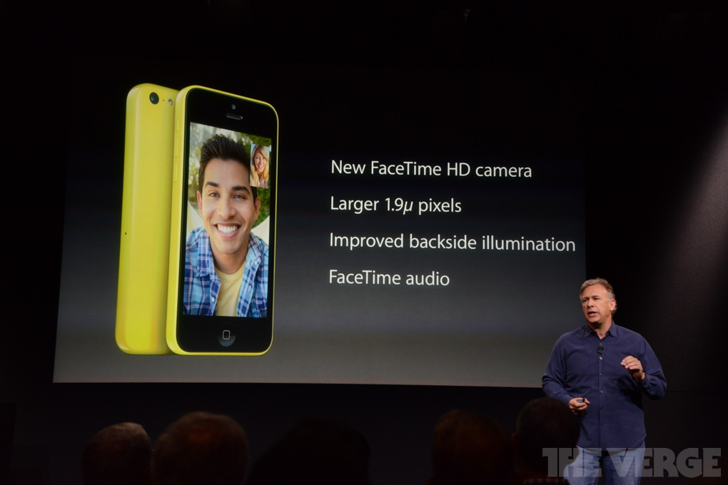 LB 8059 เปิดตัวรุ่นเล็ก iPhone 5c อย่างเป็นทางการ