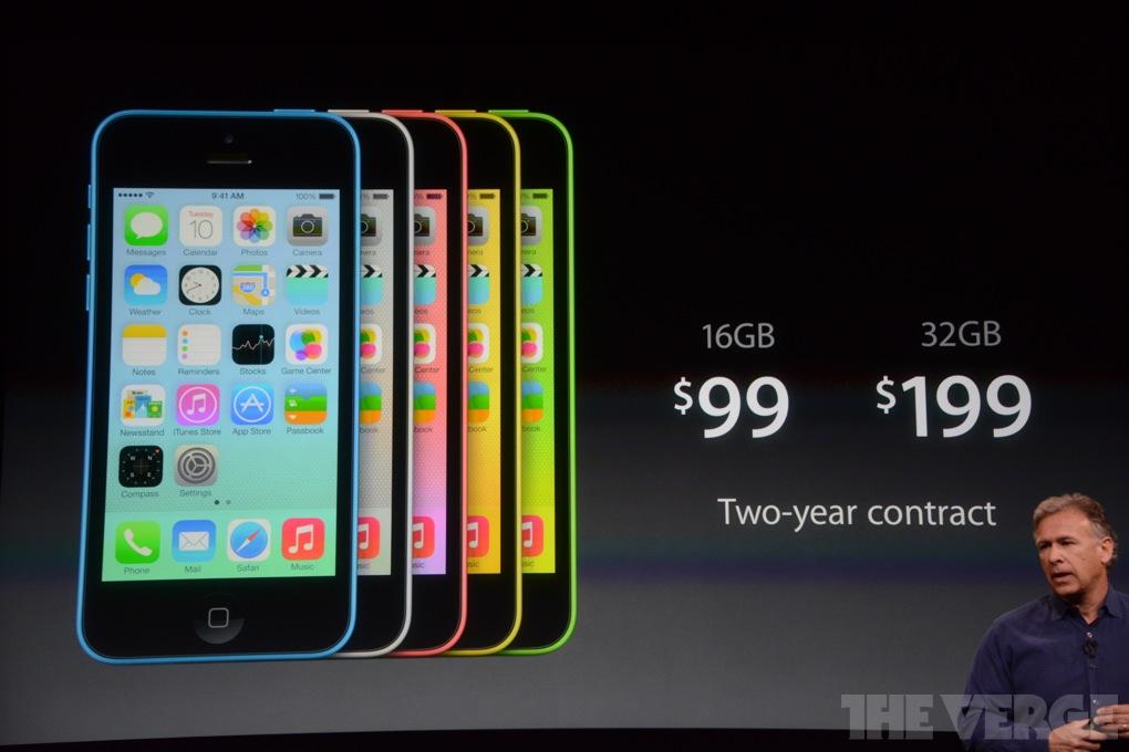 LB 8073 เปิดตัวรุ่นเล็ก iPhone 5c อย่างเป็นทางการ