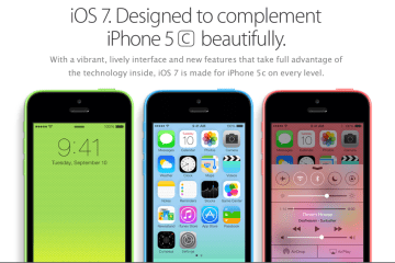เปิดตัวรุ่นเล็ก iPhone 5c อย่างเป็นทางการ 21 - iPhone