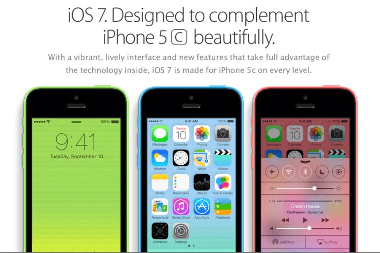 เปิดตัวรุ่นเล็ก iPhone 5c อย่างเป็นทางการ 16 - iPhone