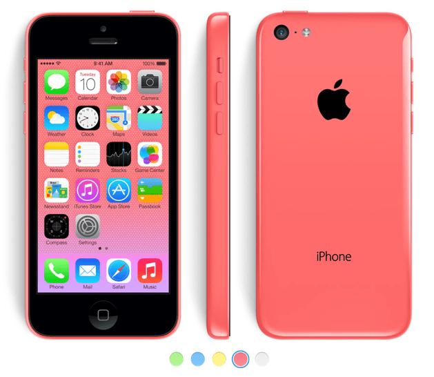Screen Shot 2013 09 11 at 1.27.27 AM เปิดตัวรุ่นเล็ก iPhone 5c อย่างเป็นทางการ