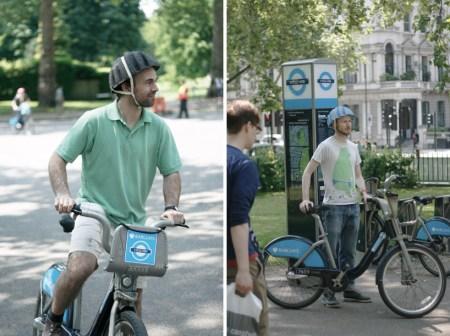 paper pulp helmet RCA designboom04 450x336 paper pulp helmet หมวกกันน็อกสำหรับผู้ขับจักรยาน ด้วยไอเดียรักษ์โลก