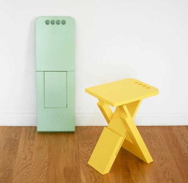 SGABO..เก้าอี้พับ เก๋ๆเรียบๆหวานๆ ประหยัดพื้นที่ 13 -