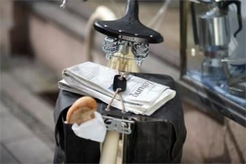 Brooks England หนังสือพิมพ์ฉบับคลาสสิกสำหรับคนรักจักรยาน