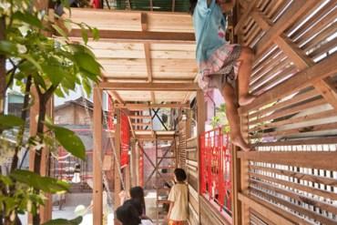 แสงสว่างเล็กๆในพื้นที่ชุมชนคลองเตย  28 - Architecture