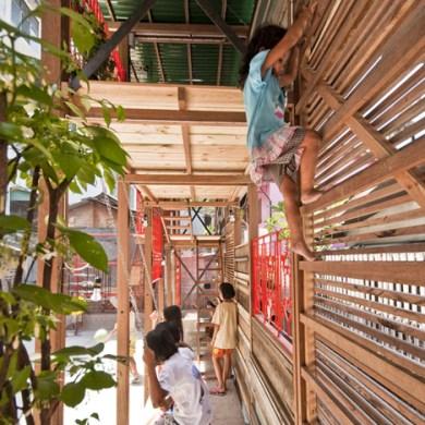 แสงสว่างเล็กๆในพื้นที่ชุมชนคลองเตย  14 - Architecture
