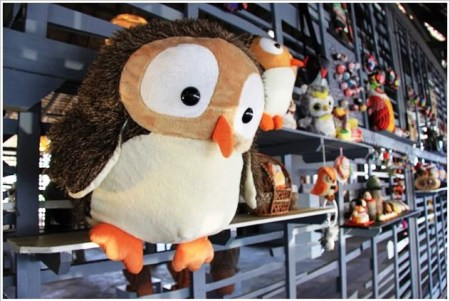The Owl Art Museum 450x301 พิพิธภัณฑ์ศิลปะนกฮูก Owl Art Museum