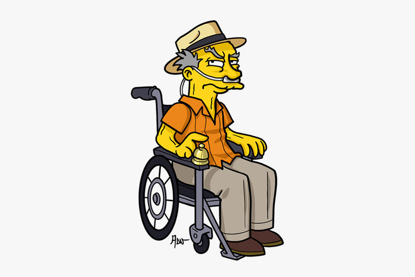 breaking bad simpsons db10 Breaking bad characters illustrated like the simpsons