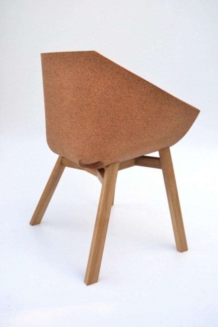 corkigami by carlosortegadesign 9 1 The Corkigami Chair