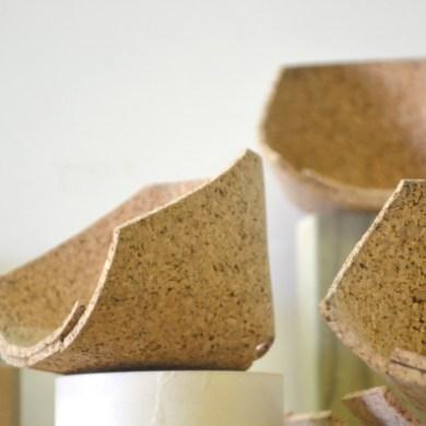 The Corkigami Chair 15 - Art & Design