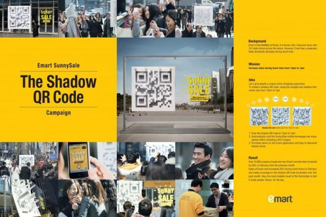 emart sunny sale image 1024 79596 650x432 SUNNY SALE ช็อปปิ้งรับส่วนลด โดยการใช้มือถือสแกน QR Code