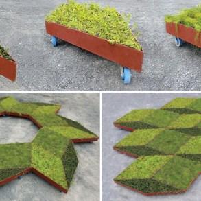 """Fractal Garden"" สร้างสรรค์ศิลปะให้กับสวนสวย 20 - Fractal Garden"