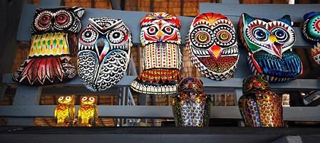 owlmuseum 2 พิพิธภัณฑ์ศิลปะนกฮูก Owl Art Museum
