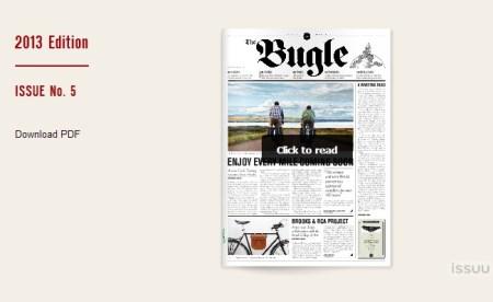 wd 450x276 Brooks England หนังสือพิมพ์ฉบับคลาสสิกสำหรับคนรักจักรยาน
